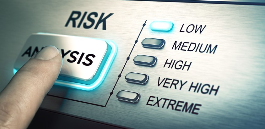 Risks analyze, low risk