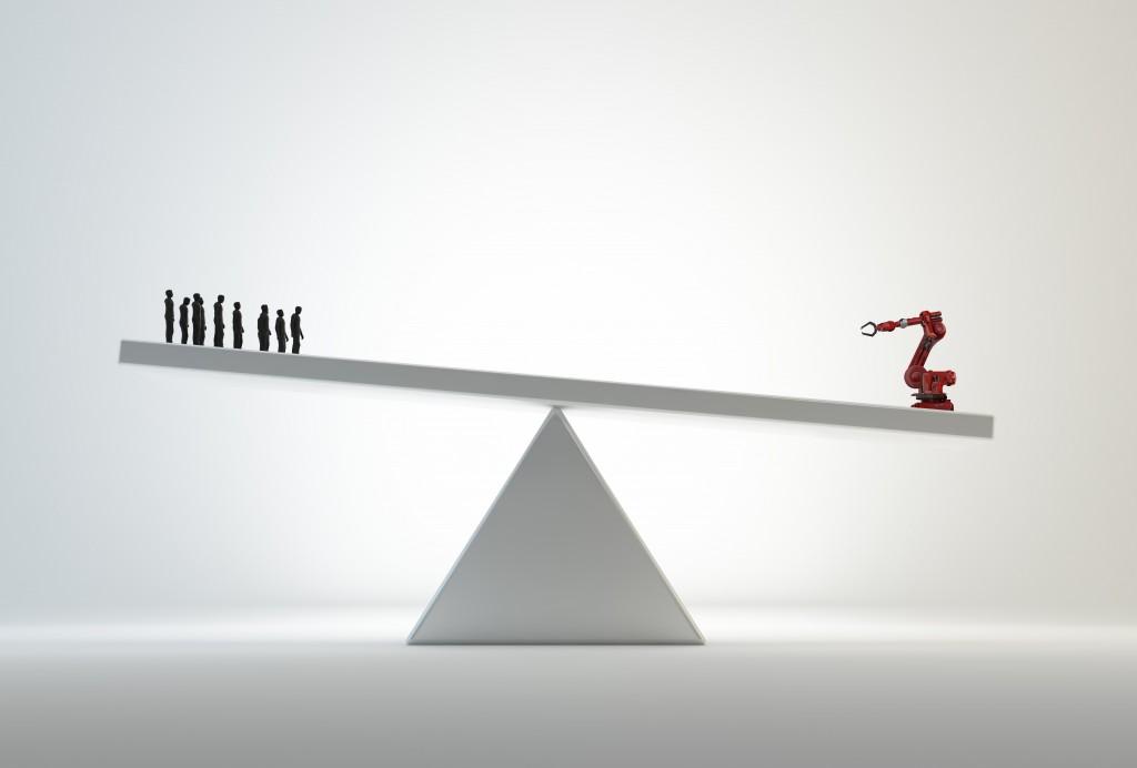 Equilibrio entre la automatización y el sistema actual