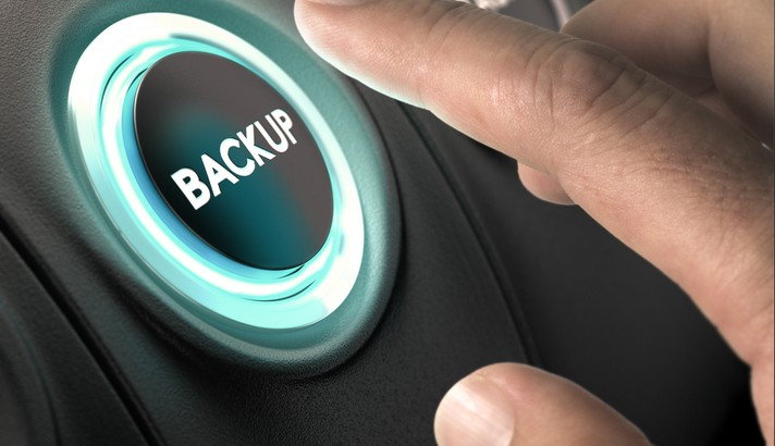 Data Backup, Security Concept